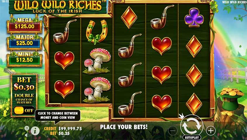 Wild Wild Riches Slot